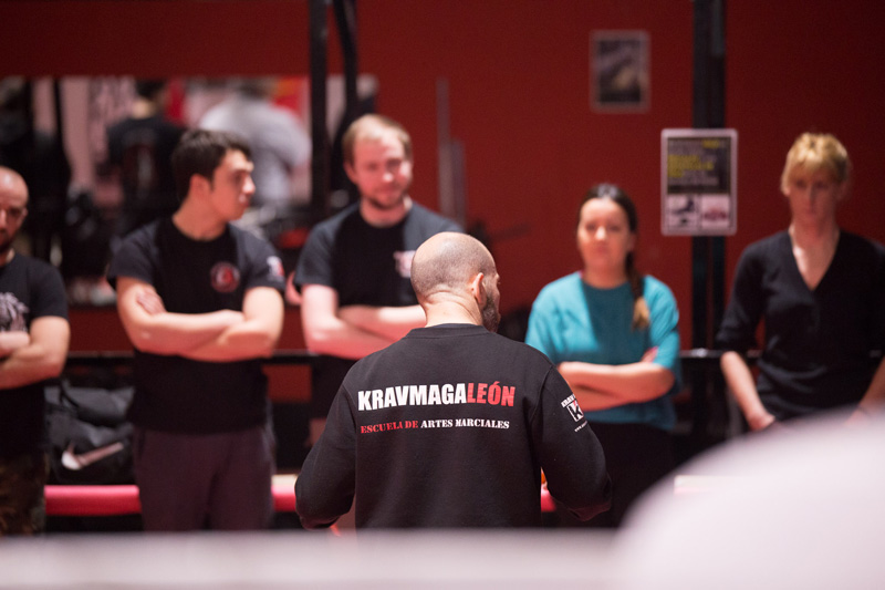 Krav Maga Leon Survival Camp