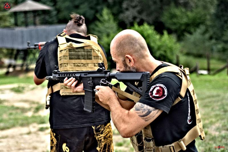 Krav Magá and Firearms in ESA Polonia