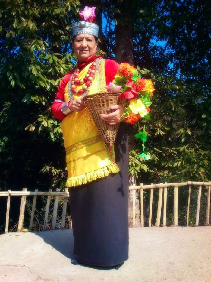 North East India Traditional Costume