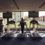 Indore Marriott Fitness Center