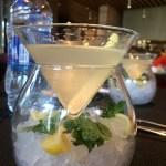Indore Marriott Lemongrass Martini