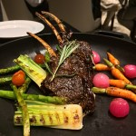 Indore Marriott Rack of Lamb