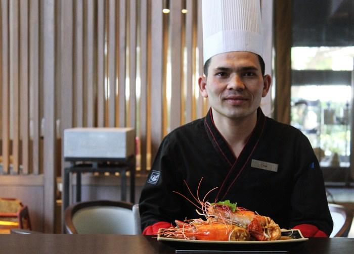 Marriott Chef Chet Singh