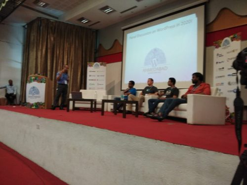 Panel Discussion on WordPress in 2020!