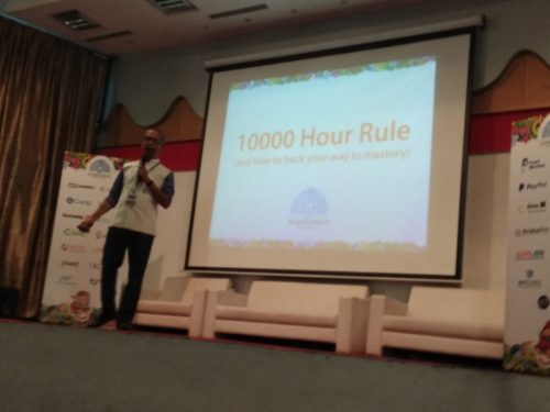 The 10,000 hour rule – and how to hack your way to mastery By Nirav Mehta