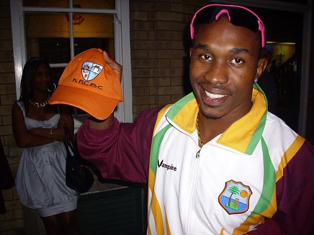 Bravo! Big-hitting West Indies star Dwayne tells Amir he likes our cap