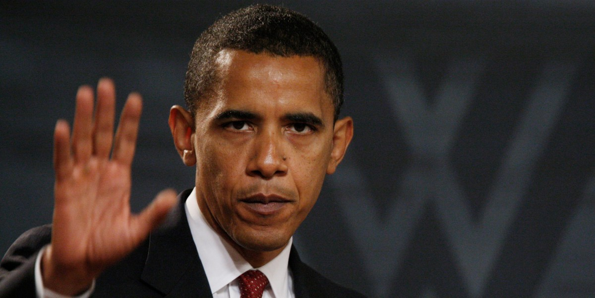 Will Obama be our Barack-stop? King's Road ask U.S. President to play