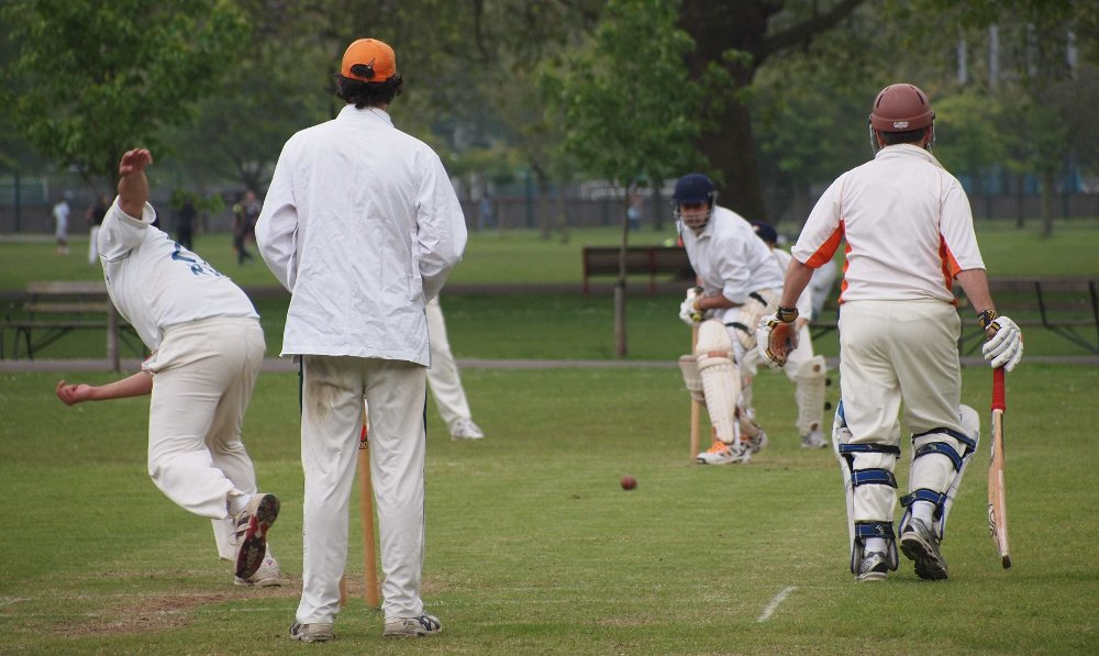 Eye on the ball ... Raju ready to hit out for charity