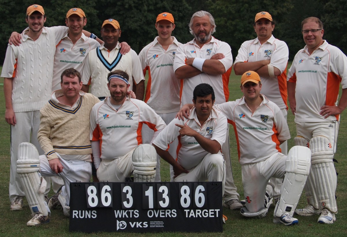 9 reasons why we're the best cricket team in London