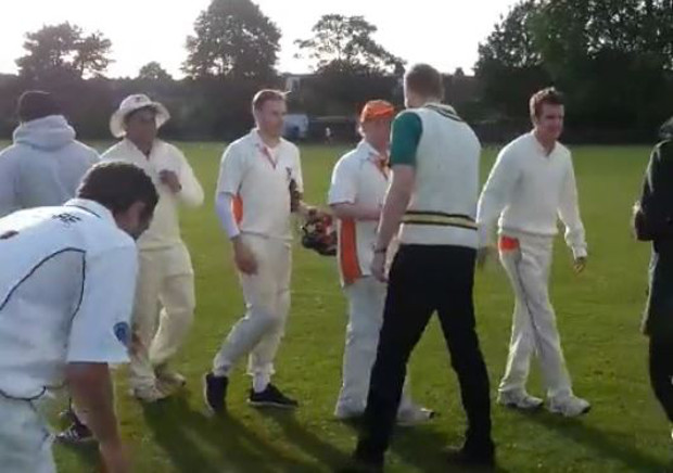 Kings Road 1, Battersea Badgers 0: Road win first 2015 South London Ashes clash as Lavender finds purple patch