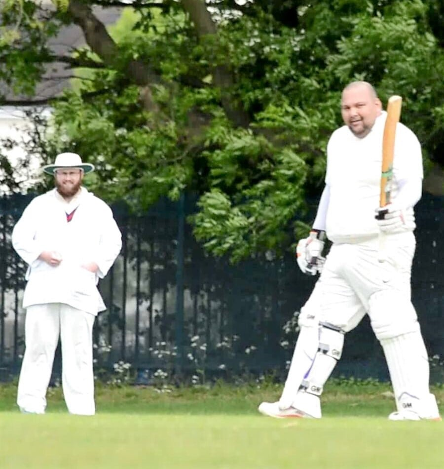 Gimme some Mo of that! Shaboodien knock can't prevent a King's Road defeat to the Sunday Times XI