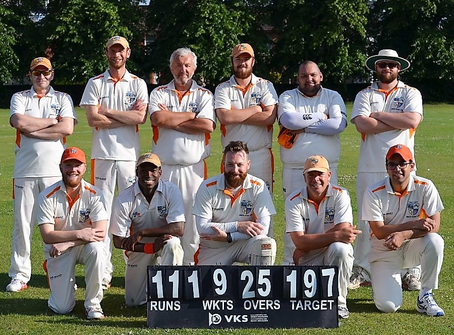 London Premier League: King's Road pack a punch against Cairns Fudge