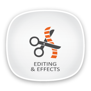 Video and photography editing and after effects