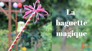 baguette magique pour enfant