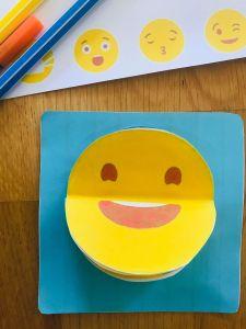 Activité sur les émotions pour enfant
