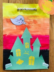 Activité halloween pour enfant