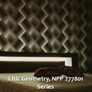 Chic Geometry, NPP 277801 Series