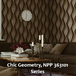 Chic Geometry, NPP 363101 Series