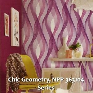 Chic Geometry, NPP 363104 Series