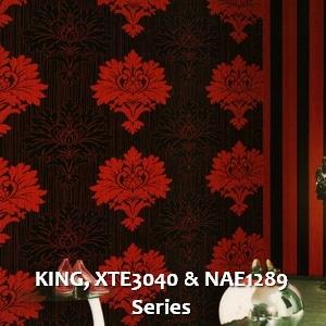 KING, XTE3040 & NAE1289 Series