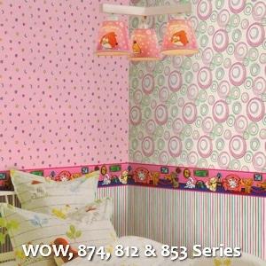 WOW, 874, 812 & 853 Series