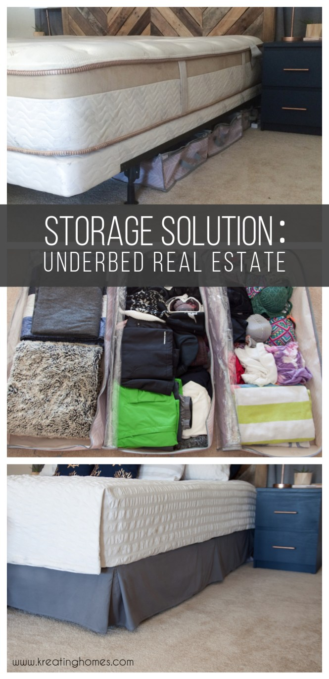 Underbed Storage Solution