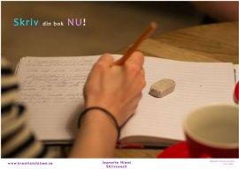 SKriv din bok nu med Kreationslotsen