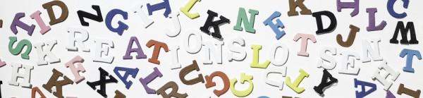 Kreationslotsen, Webbskolan för författare, Kreativt skrivande, skrivkurser
