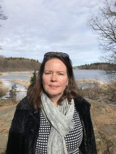 Månadens författare: Anna-Maria Ekblad, deckarnas värld