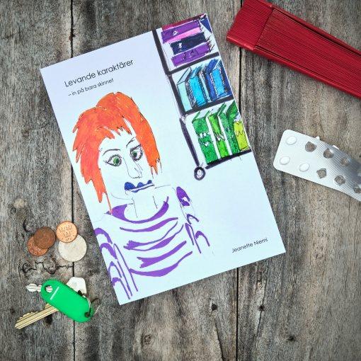 Levande karaktärer av Jeanette Niemi, Kreationslotsen - din skrivcoach