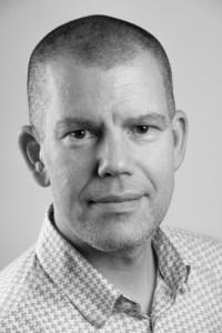 Thomas Niemi arrangör av Bokskrivarfestivalen