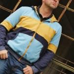Zipp-Jacket von Sarajulez mit Kangurutaschen
