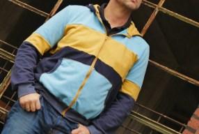 Zipp-Jacket Probenähen für SaraJulez