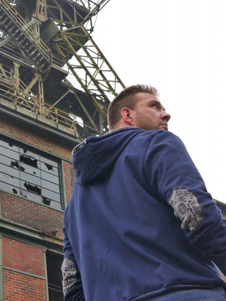 neues Zipp-Jacket vs. alte Industriekultur