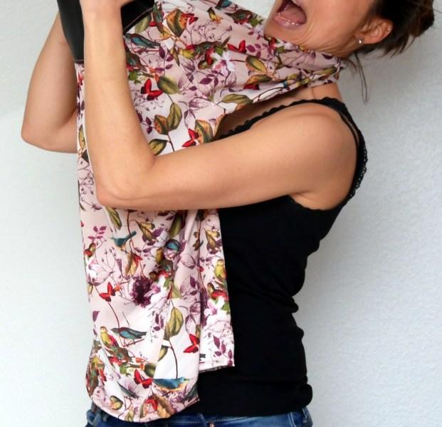 Blusen Sew Anlong von Elle Plus