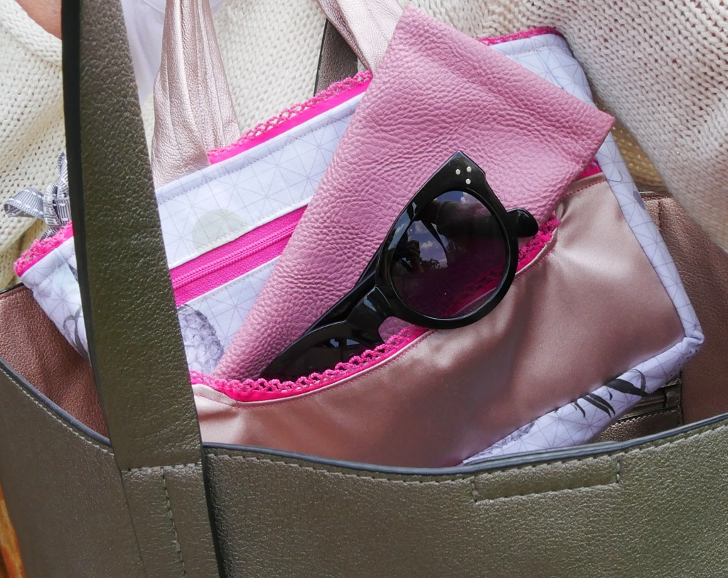 Taschen-Organizer von Frau Fadenschein