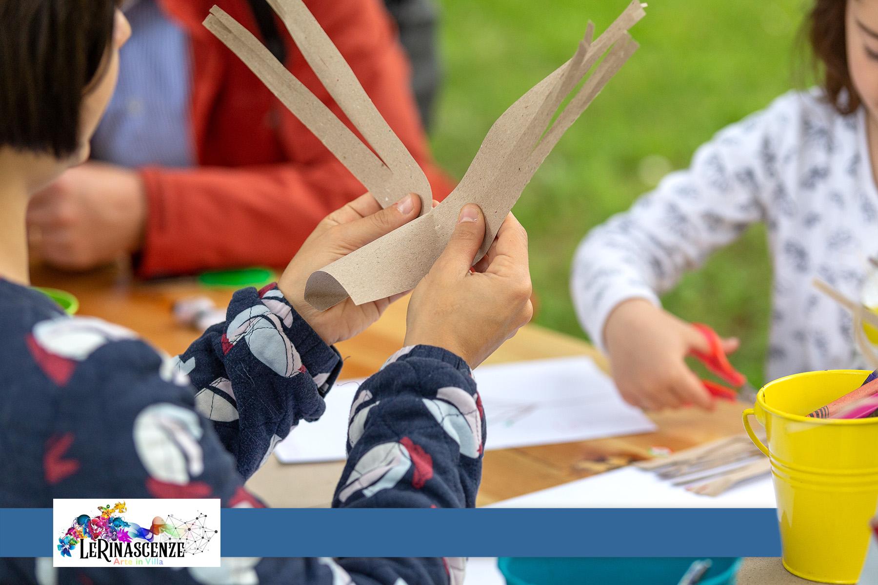 laboratori bambini le rinascenze - Kreativa