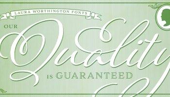 Adorn Smooth Engraved font download - Kreativ Font