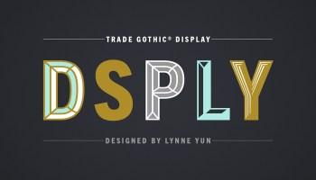 Tazugane Gothic font - Kreativ Font