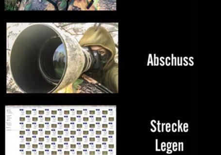 Wildnisfotografie Vortrag