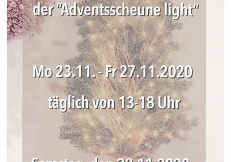 Adventsscheune_Kunrau2020