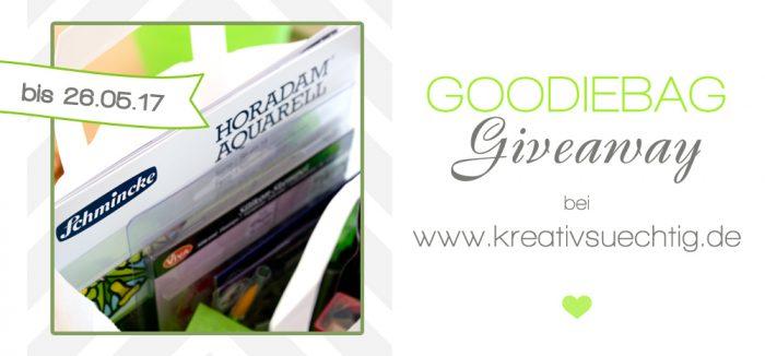 Goodiebag Giveaway