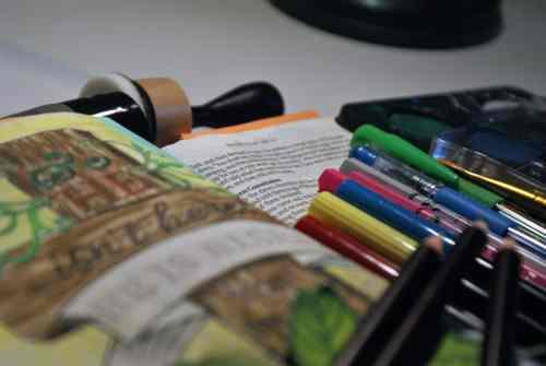 Bible Journaling på svenska
