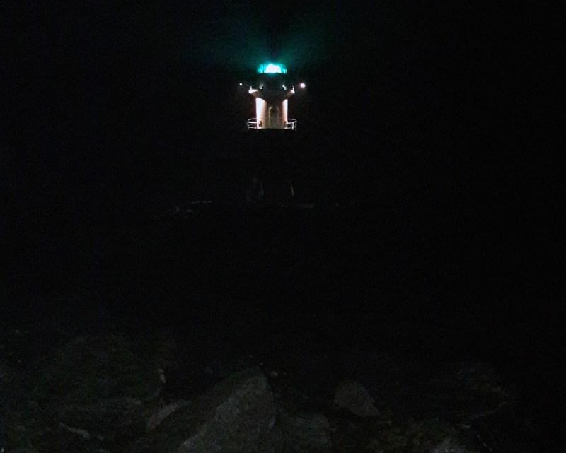 Nach Dunkelheit kommt Licht