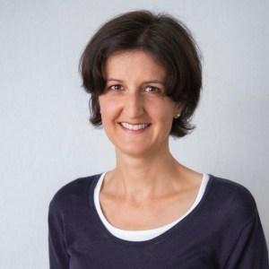 Kerstin Zuk, Fachspezialistin Ernährung der Krebsliga Schweiz