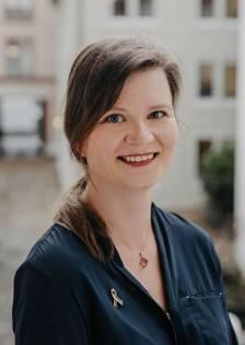 Zuzana Tomasikova, Leiterin der Fachstelle Survivors bei Kinderkrebs Schweiz