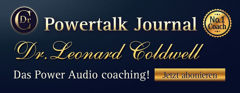 Dr Coldwell`s historisches Powertalk-Journal