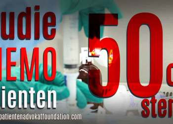 KPAF® Studie: 50% der Krebspatienten sterben an Chemotherapie