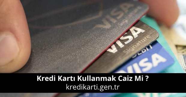 kredi-karti-kullanmak-caiz-mi