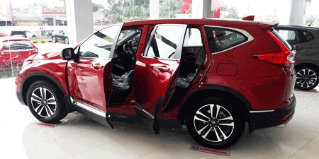 Harga Honda CRV 2019